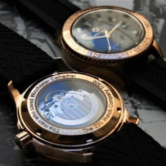 Diver Bill Watch